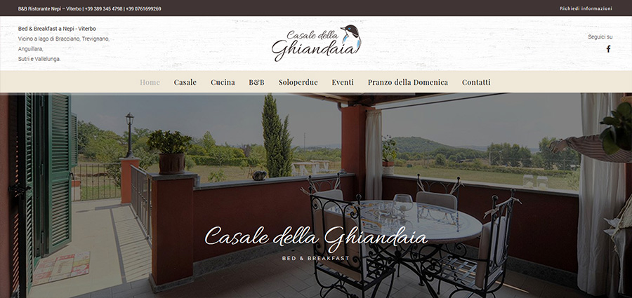 Casale della Ghiandaia