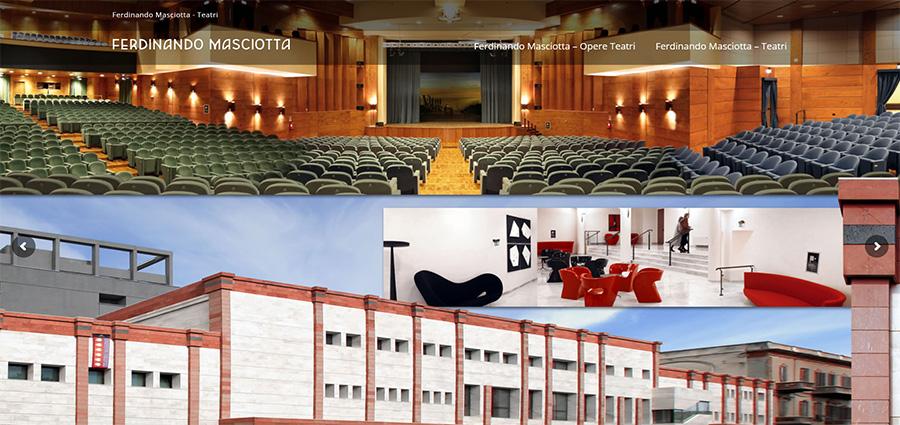 Ferdianndo Masciotta teatri