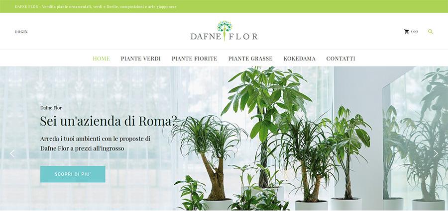 Dafne Flor