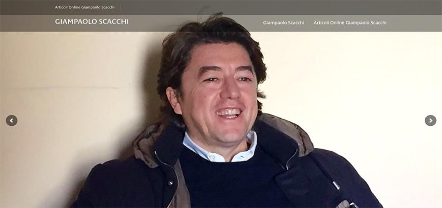Articoli online Giampaolo Scacchi