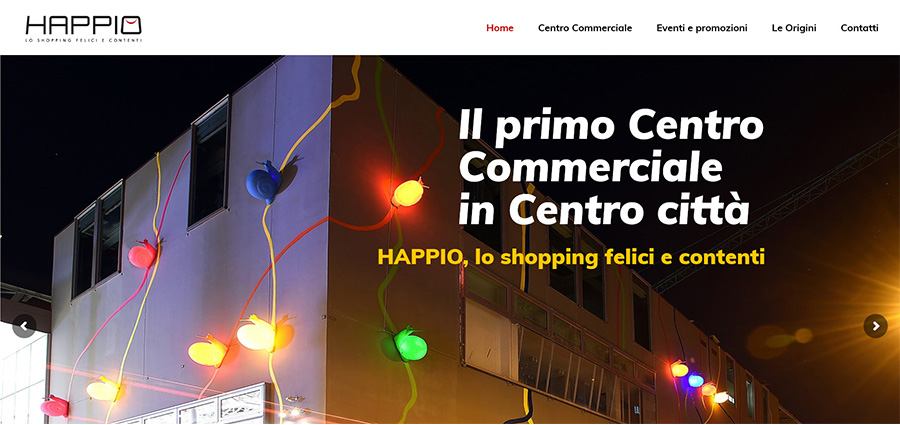 Centro Commerciale Happio