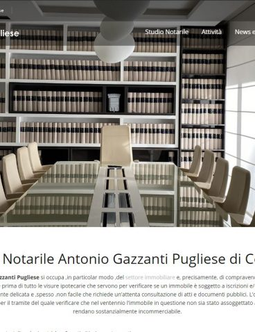 Studio Notarile Antonio Gazzanti Pugliese